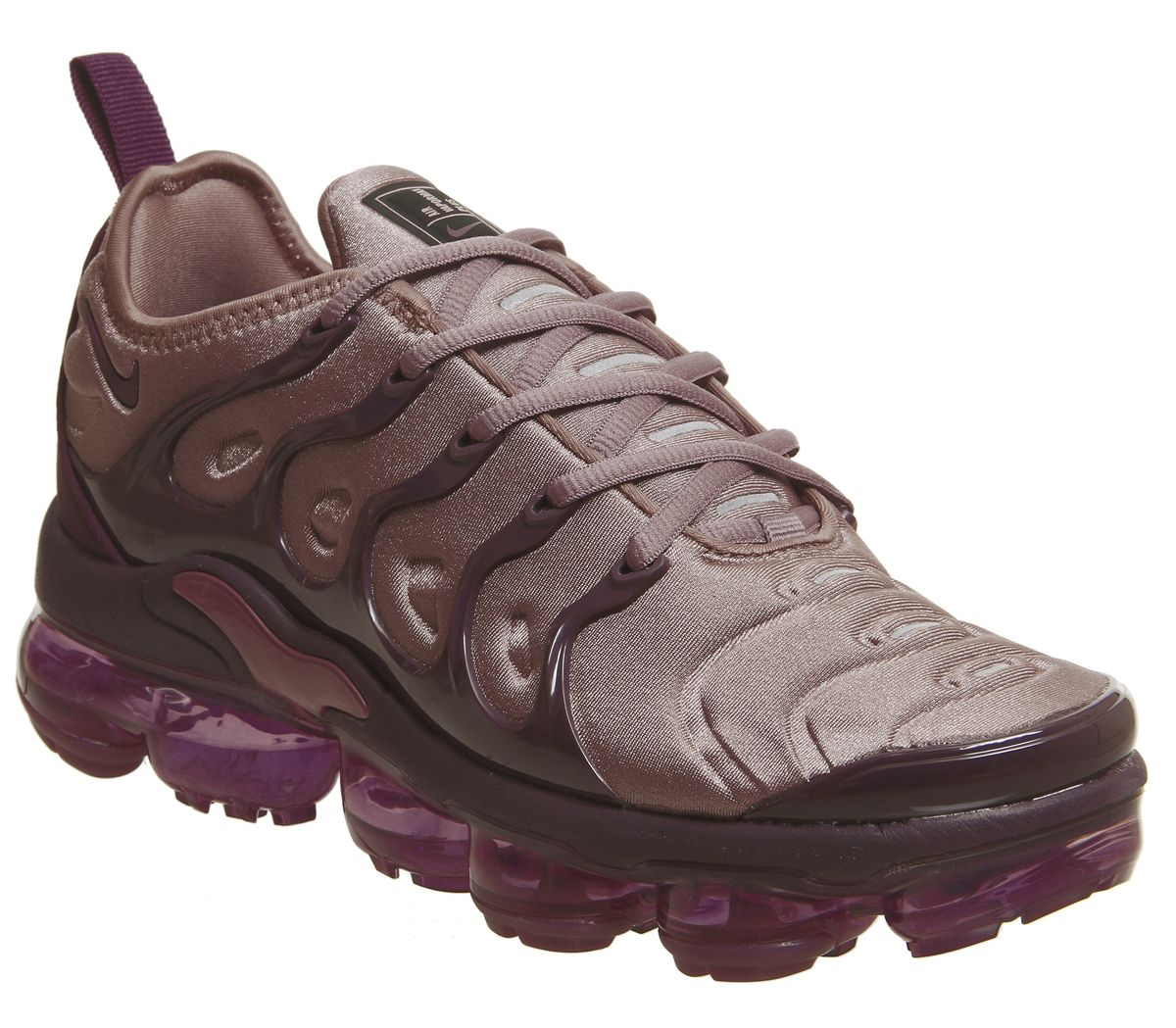 15d247f9c57 Nike Vapormax Air Vapormax Plus Trainers Smokey Mauve Bordeaux ...