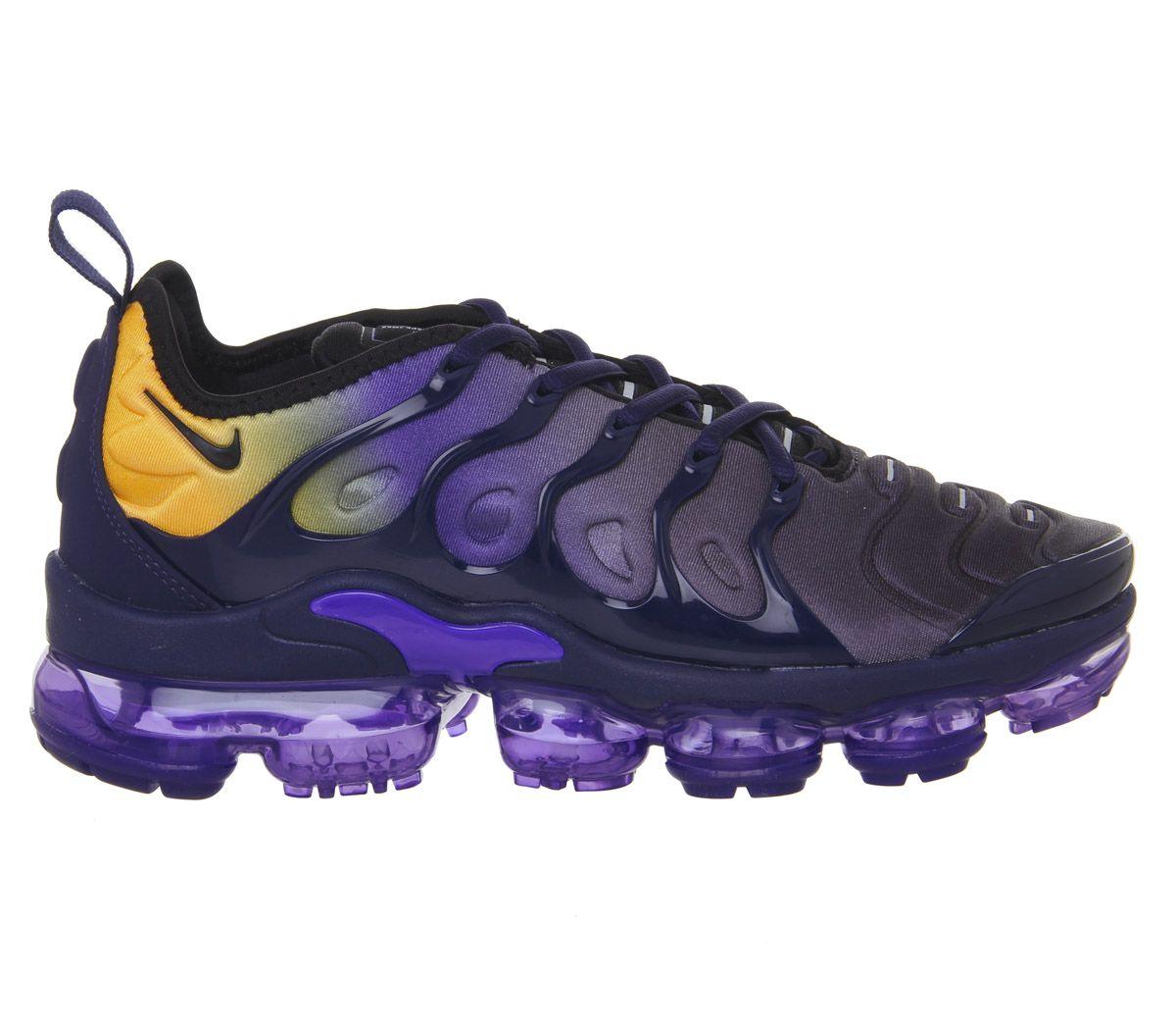 9199e4b7590 Nike Vapormax Air Vapormax Plus Trainers Persian Violet Black ...