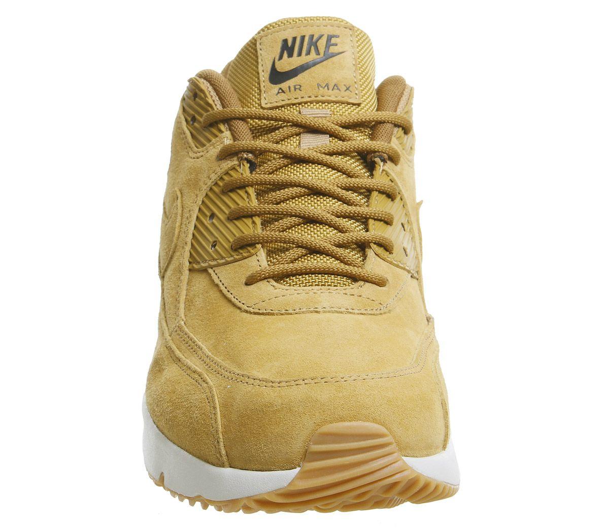 36acf266 Nike Air Max 90 Ultra 2.0 Trainers Wheat Light Bone Gum - His trainers