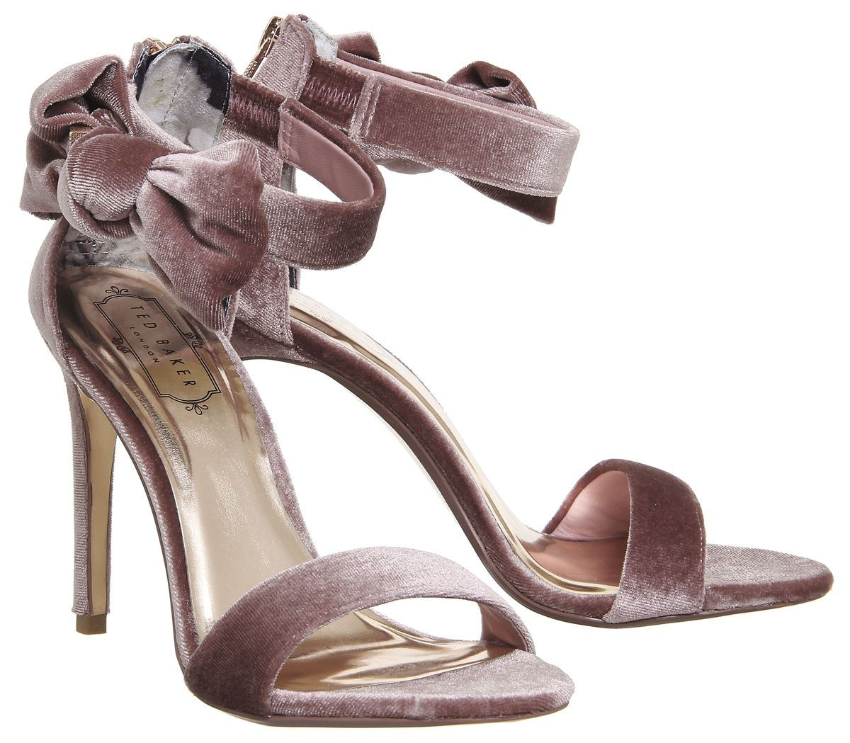 55f2f405d1 Torabel Bow Heels. Double tap to zoom into the image. Ted Baker ...