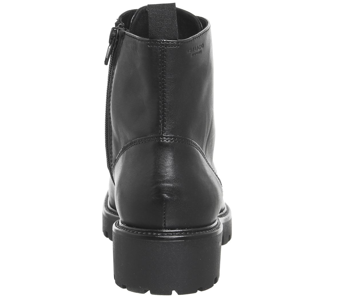 7ed3979524 Vagabond Kenova Lace Boot Black Leather - Ankle Boots