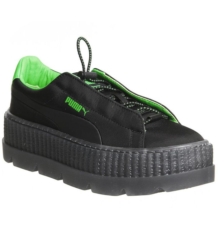 info for 30219 77b12 Fenty Cleated Creeper