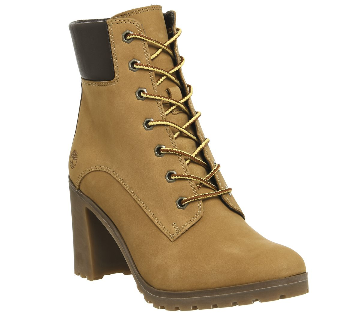 a06a94bebcc Timberland Allington 6 Inch Lace Boots Wheat - Ankle Boots
