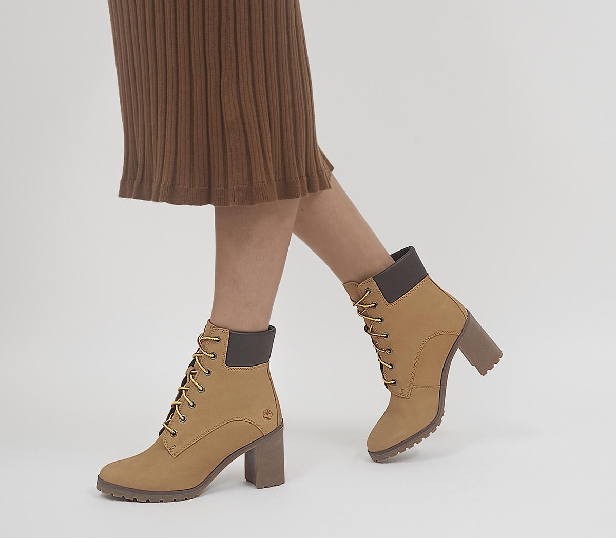 Allington 6 Inch Lace Boots