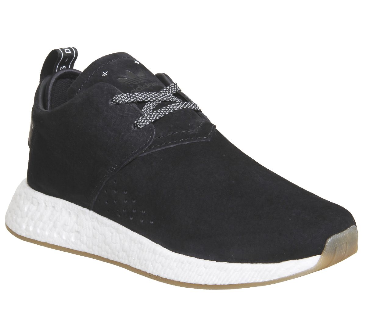 54a936157 adidas Nmd C2 Black White - His trainers