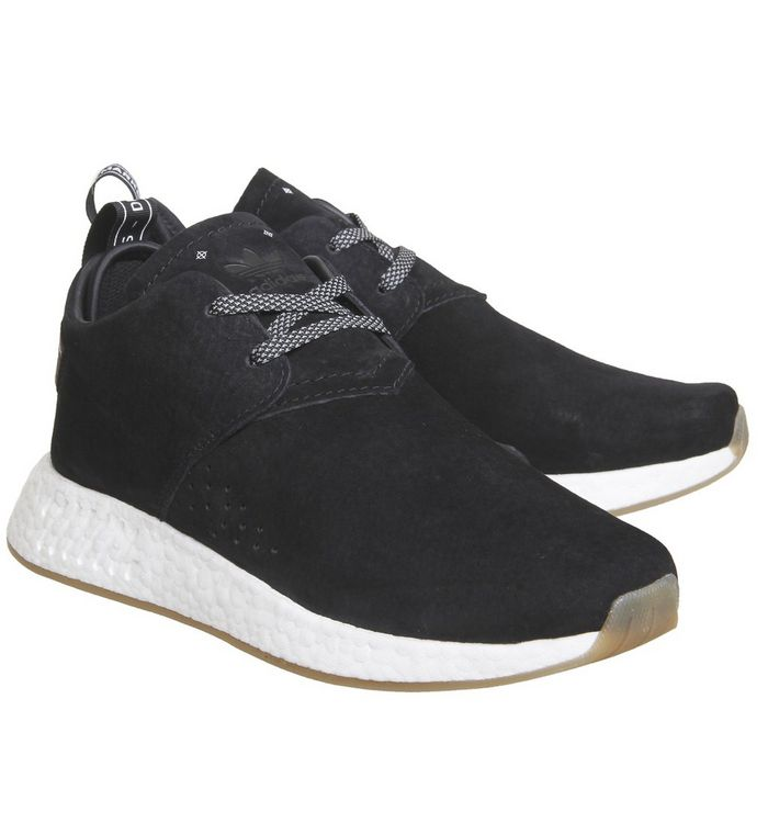 a061ce62f adidas Nmd C2 Black White - His trainers