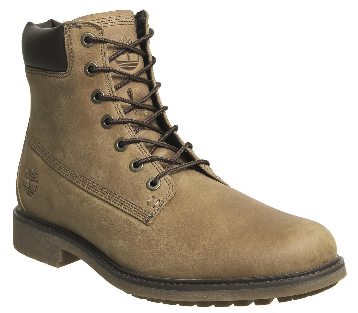 Mens Slim 6 Inch Boots