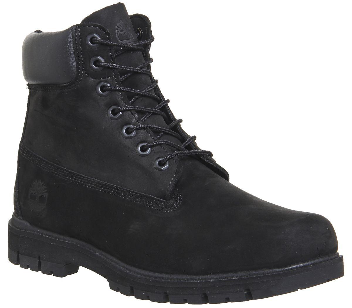 2f01ec7b6564e Timberland Radford 6 Inch Lite Black - Boots