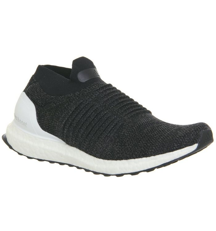 1df54b02f adidas Ultraboost Ultra Boost Laceless Core Black Black - His trainers