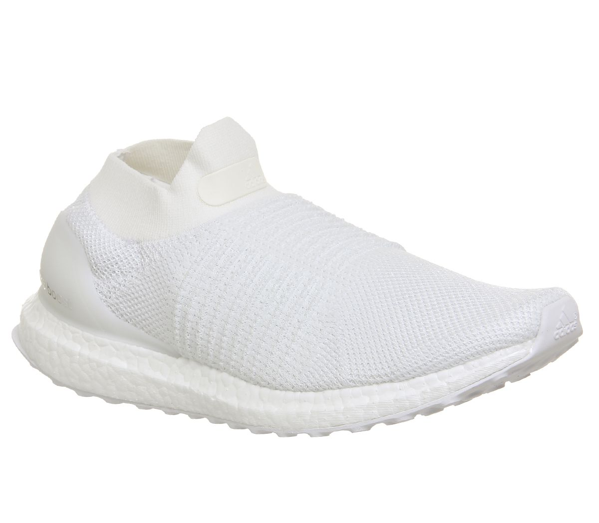 6d6440612 adidas Ultraboost Ultra Boost Laceless White - His trainers