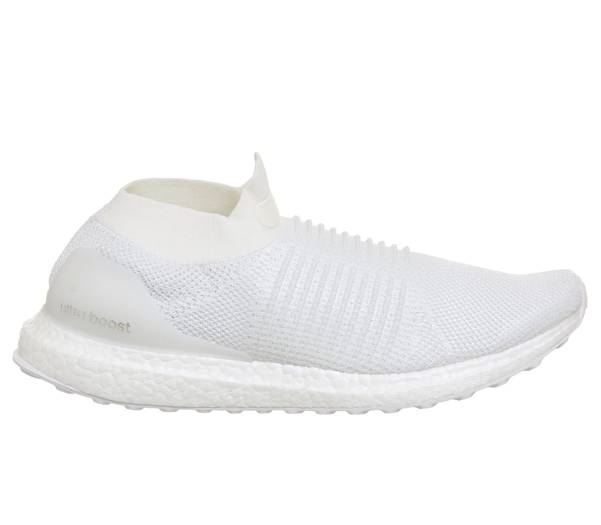 cd7aa9b74428d adidas Ultraboost Ultra Boost Laceless White - His trainers