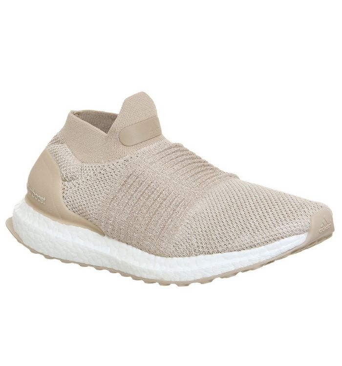 5006d7295676a adidas Ultra Boost Laceless Ash Pearl F - Hers trainers