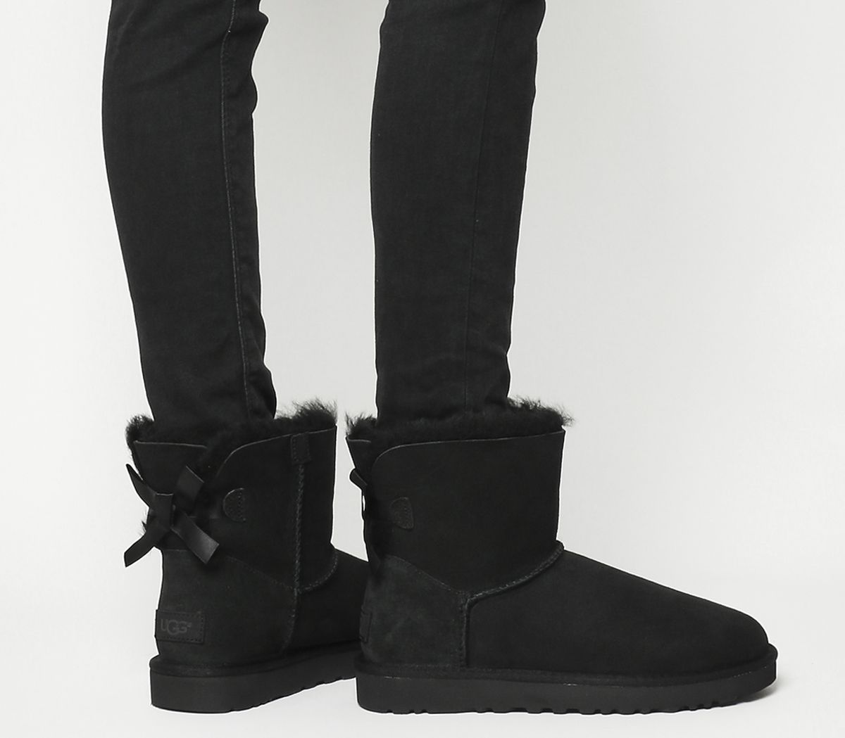 696081c7228 Mini Bailey Bow Boots