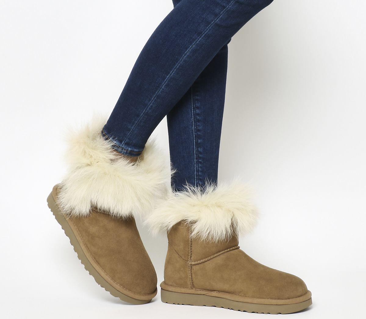 490e7aee44b Milla Fur Cuff Boots