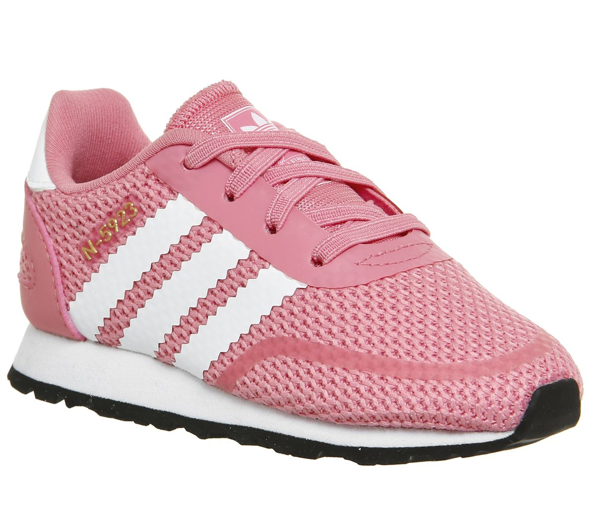 the latest 4635b 7403f adidas N-5923 Infant Trainers Chalk Pink - Unisex