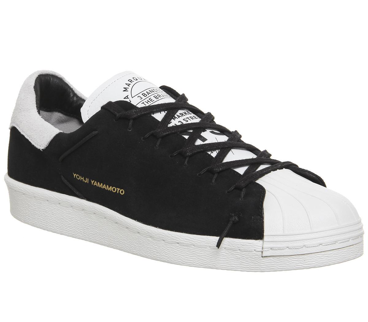 adidas Y3 Y-3 Superstar Knit Black