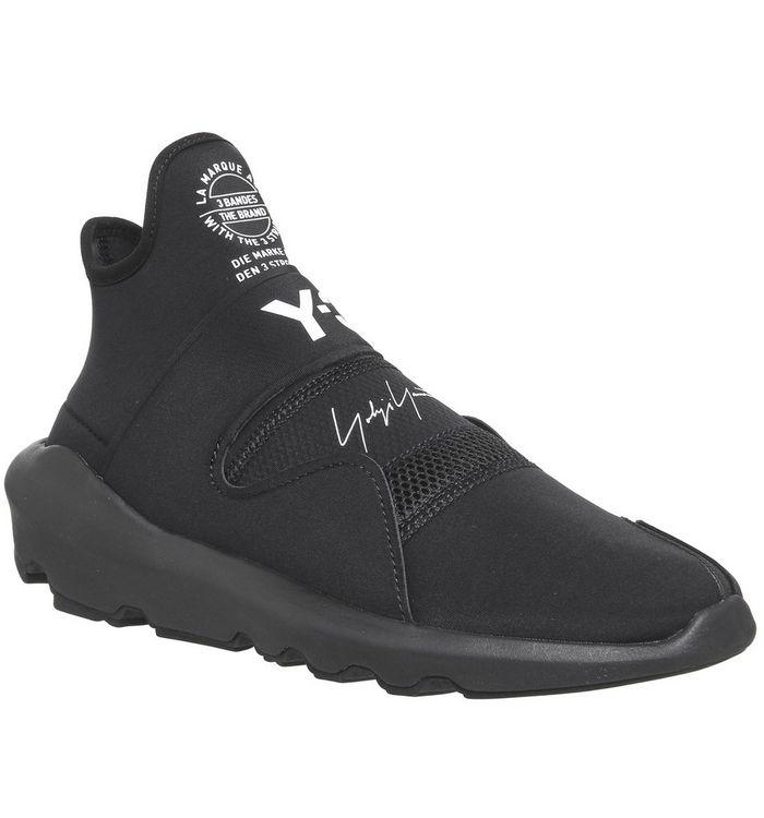 cc9e47242bdab adidas Y3 Suberou Black Mono - His trainers