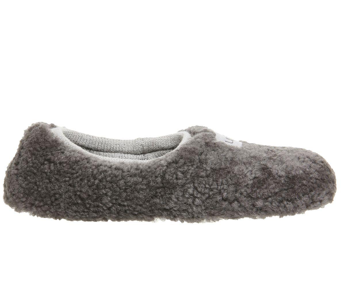 3c2681e9e06b UGG Birche Slippers Grey - Flats