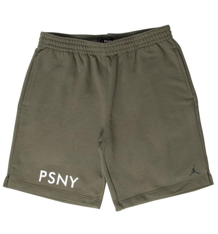 6ae182c32f29be Nike Psny X Jordan Shorts Medium Olive Black - Unisex Clothing