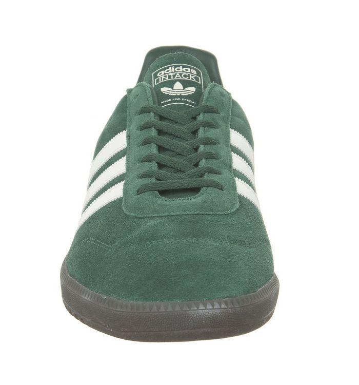 best loved 6ce7d 012bf ... Dark Green  Intack Spzl Trainers  Intack Spzl Trainers ...