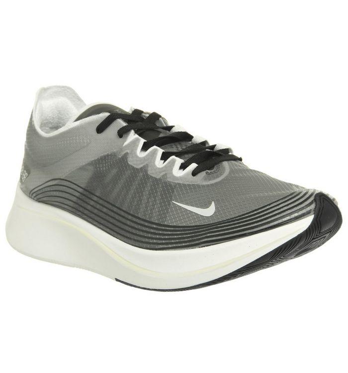 2d5f8a4389b2f Nike Zoom Fly Black Light Bone White - His trainers
