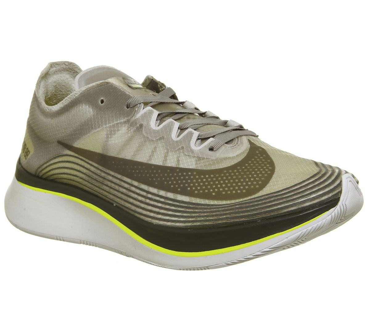 91a78d8c0134 Nike Zoom Fly Sepia Stone Sonic Yellow - His trainers