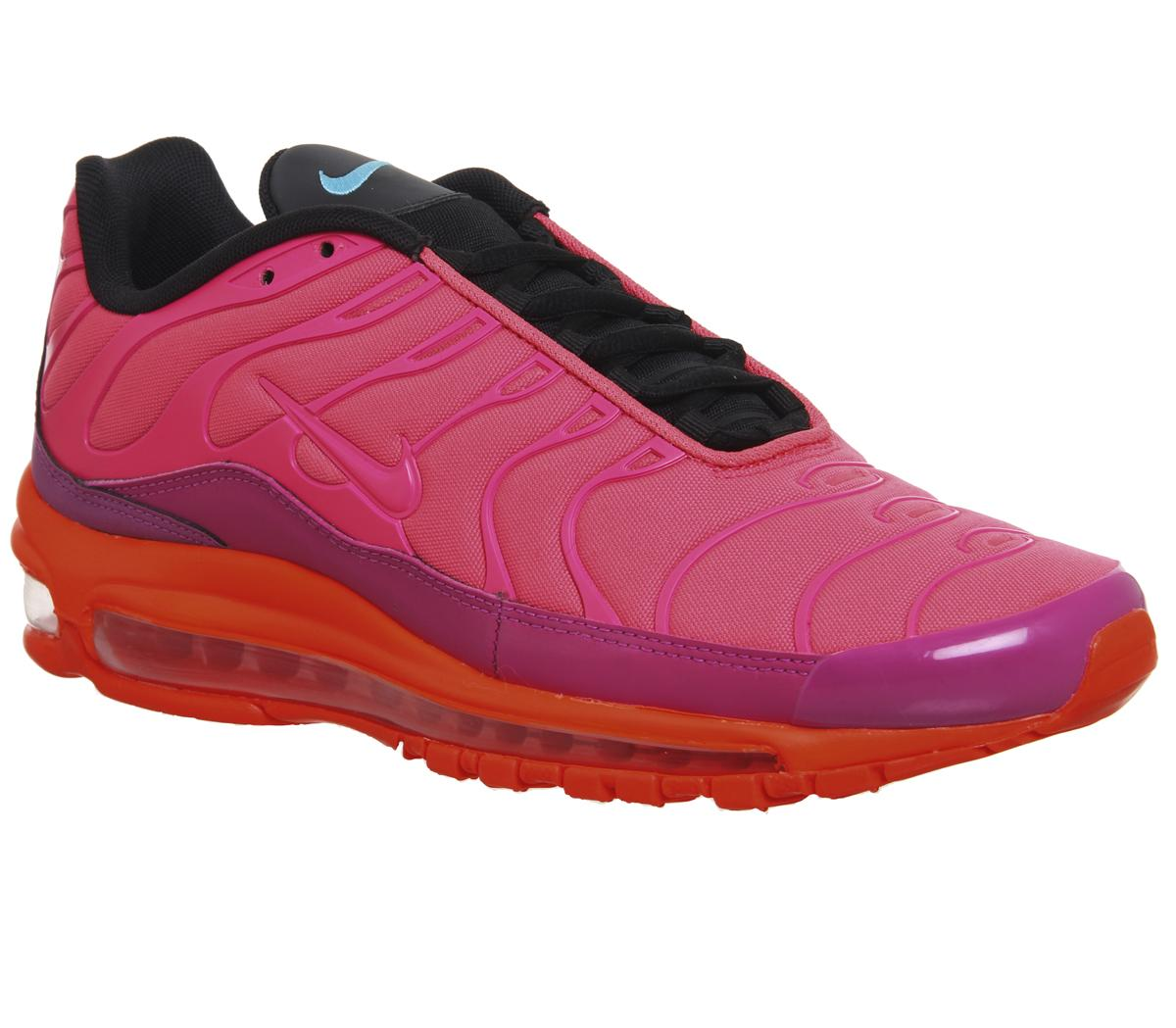 Nike Air Max 97 Plus Trainers Racer