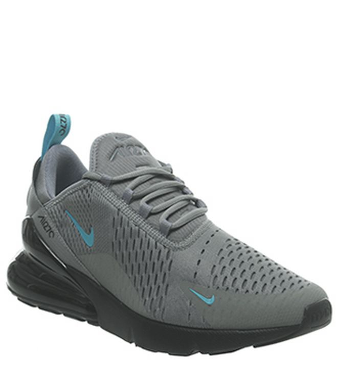 online store 1d5e6 bf92d Quickbuy. 28-01-2019 · Nike Air Max 270 Trainers Cool Grey ...