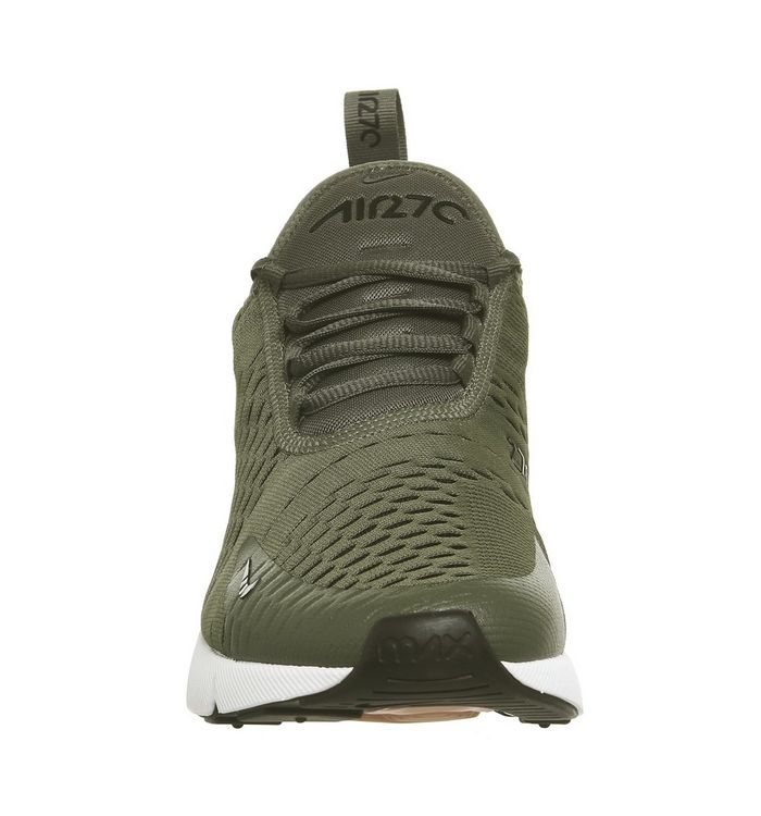 size 40 f3978 1aa6c ... Medium Olive Black Total Orange  Air Max 270 Trainers  Air Max 270  Trainers ...