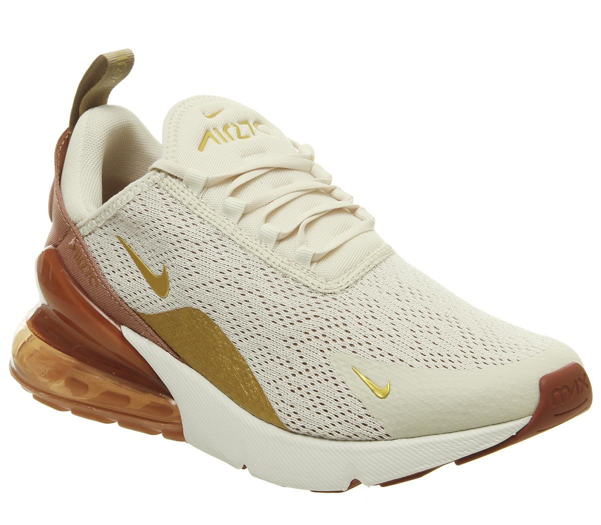 Nike WMNS Air Max 270 (beigegold)