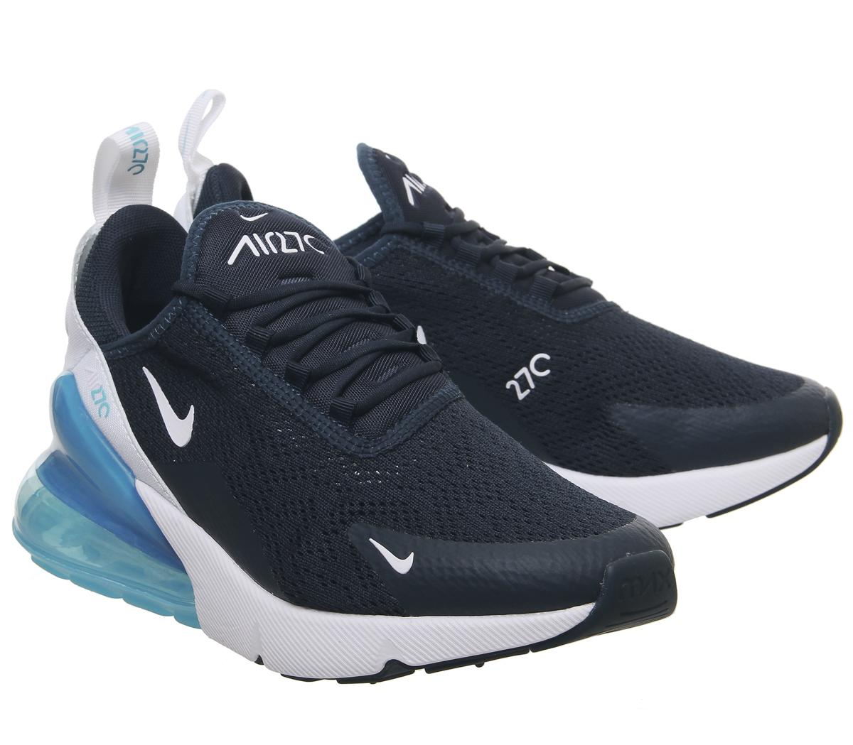 NIKE Air Max 270 Sneaker in armory navy bei ONYGO!