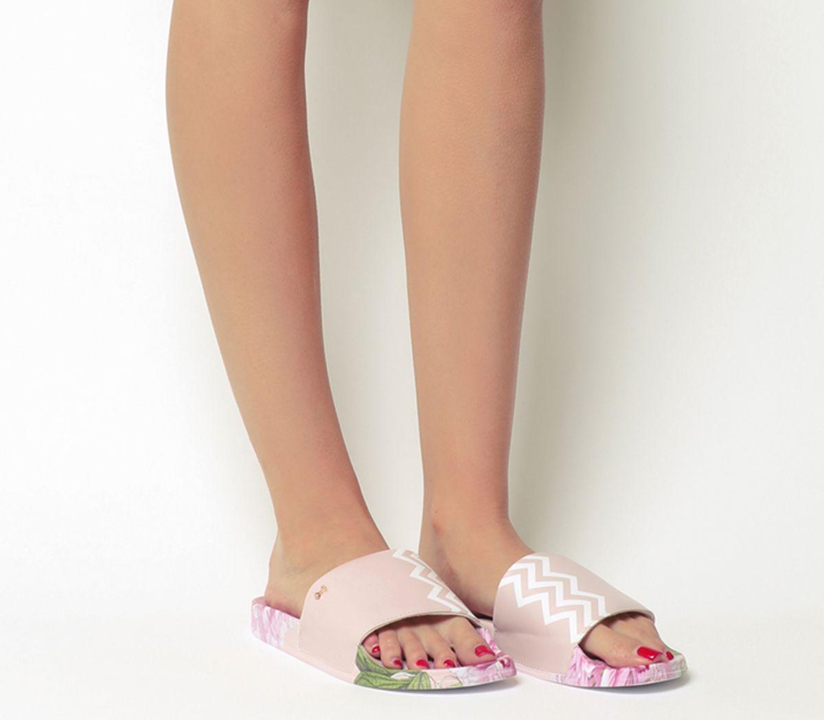 0ee5e4cd8 Ted Baker Aveline Slides Palace Gardens - Sandals