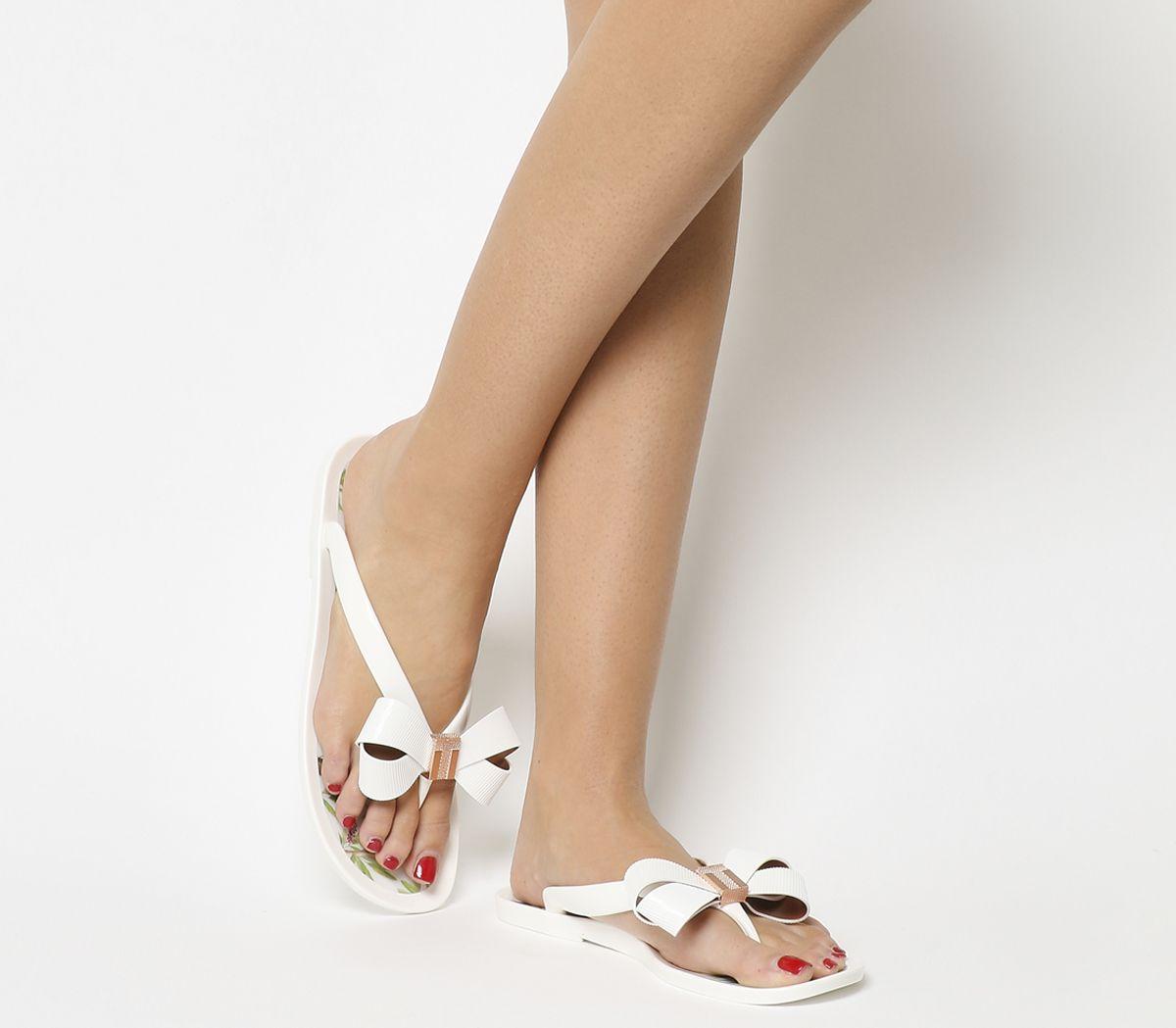 09d948cbcab0 Ted Baker Susziep Flip Flop Sandals Highgrove Hummingbird - Sandals