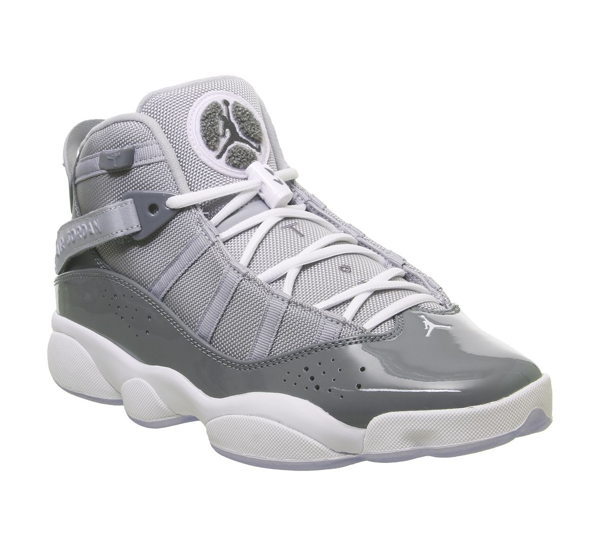 cheap for discount 72bc8 81a5b Jordan Jordan 6 Rings Cool Grey White Wolf Grey - His trainers