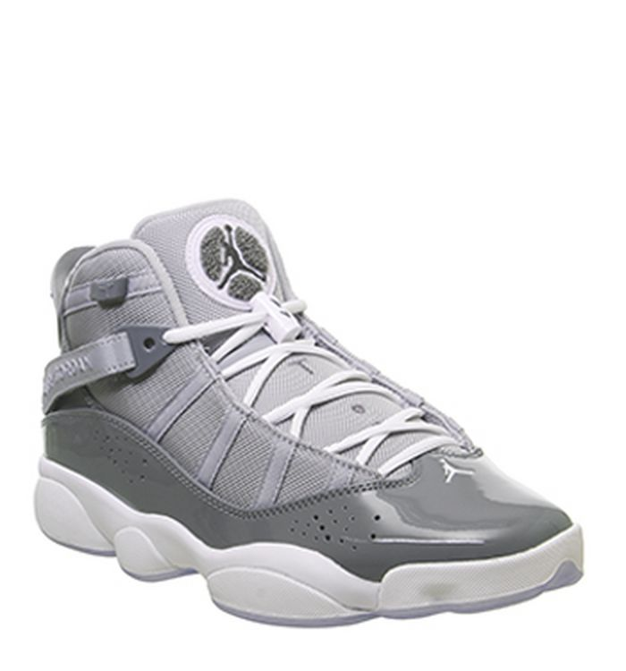 8a01755b2f1630 23-04-2019. Jordan Jordan 6 Rings Cool Grey White Wolf Grey. £140.00.  Quickbuy