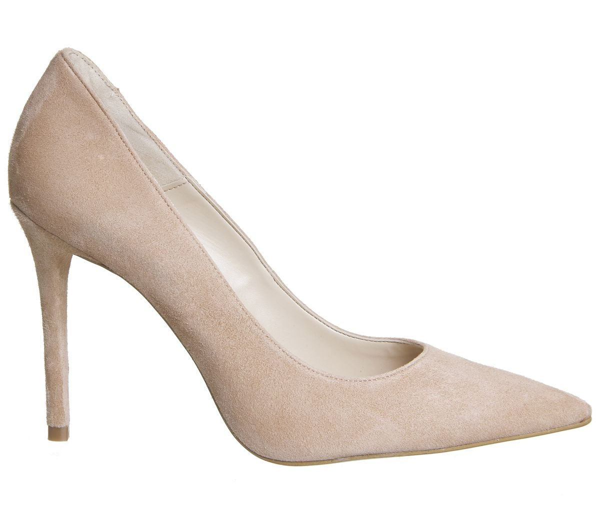 246cc08db Office Hattie Point Court Heels Nude - High Heels