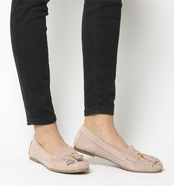 d0c2e460e26 23-04-2018 · Office Far Away Loafers Nude Suede