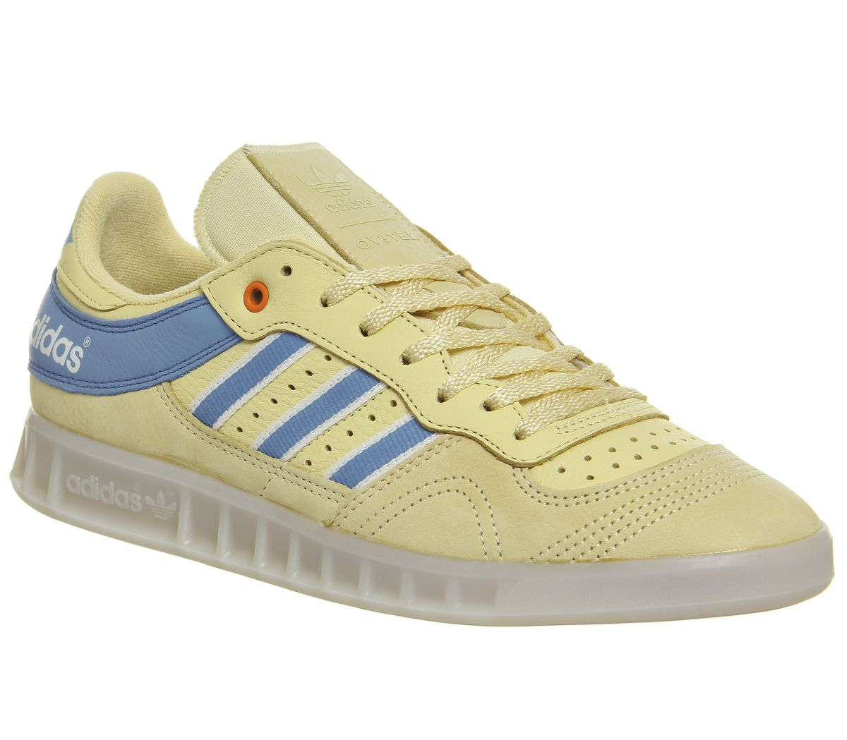 new product 9d915 ae785 Handball Top X Oyster Trainers