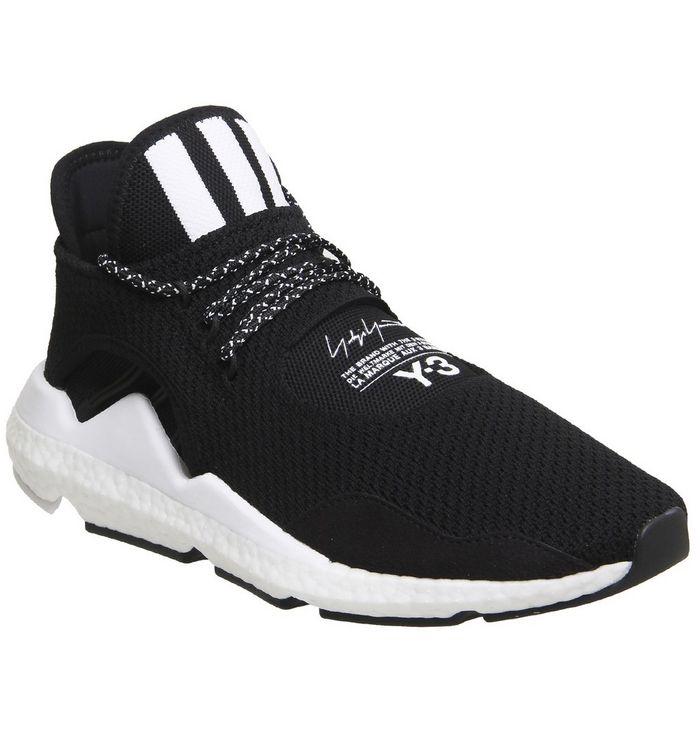 b38dc72daef5b adidas Y3 Y-3 Saikou Black White Boost - Unisex Sports