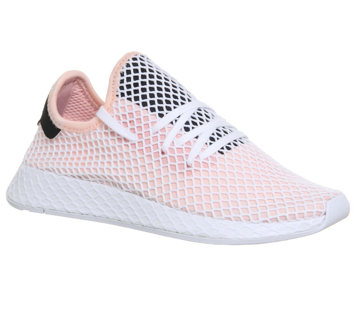 94c7760c5 adidas Deerupt Pink White Core Black - Unisex Sports