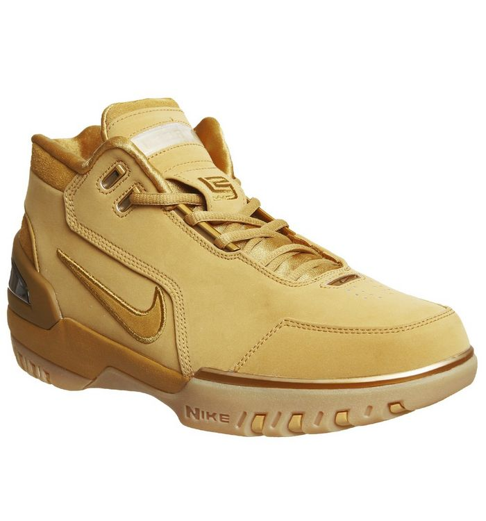 9dd0843c24359 Nike Air Zoom Generation Wheat Gold Qs - His trainers