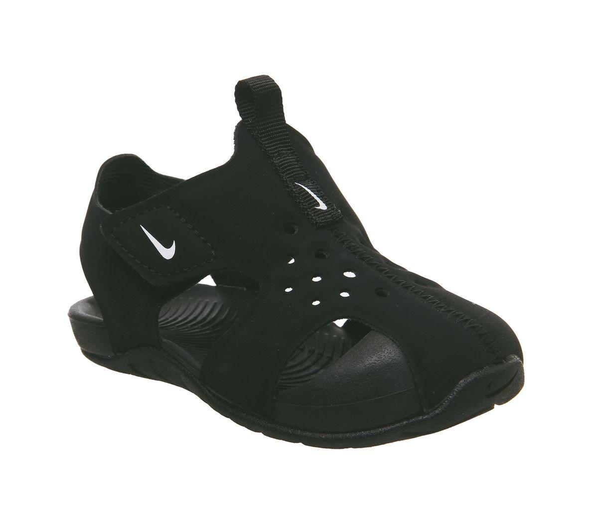 pretty nice 6455a 4003f Nike Sunray Protect Td Sandals Black - Unisex