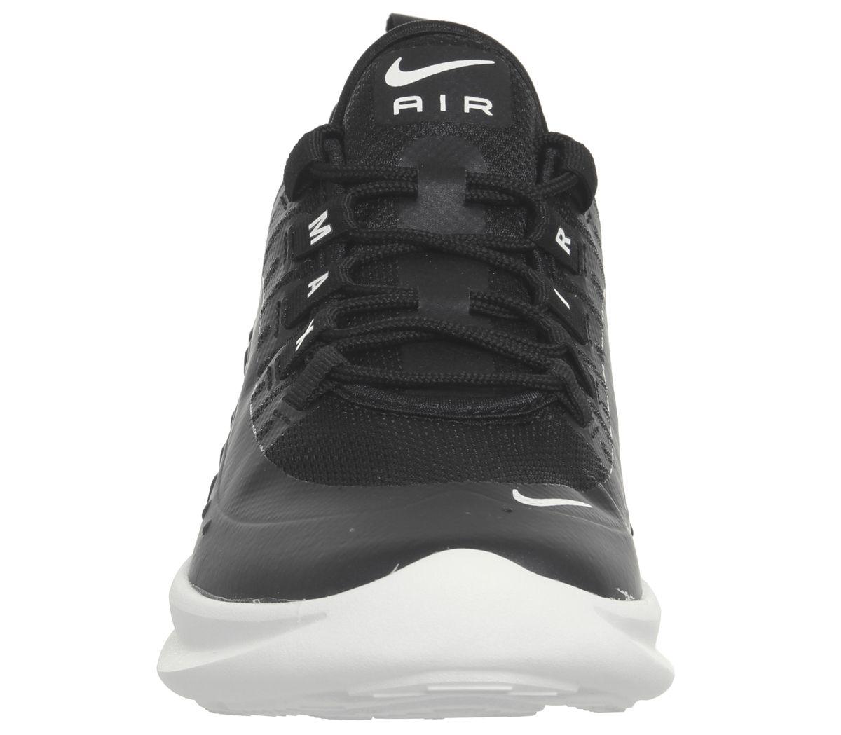 9672dcb6c6 Nike Air Max Axis Trainers Black White - Unisex