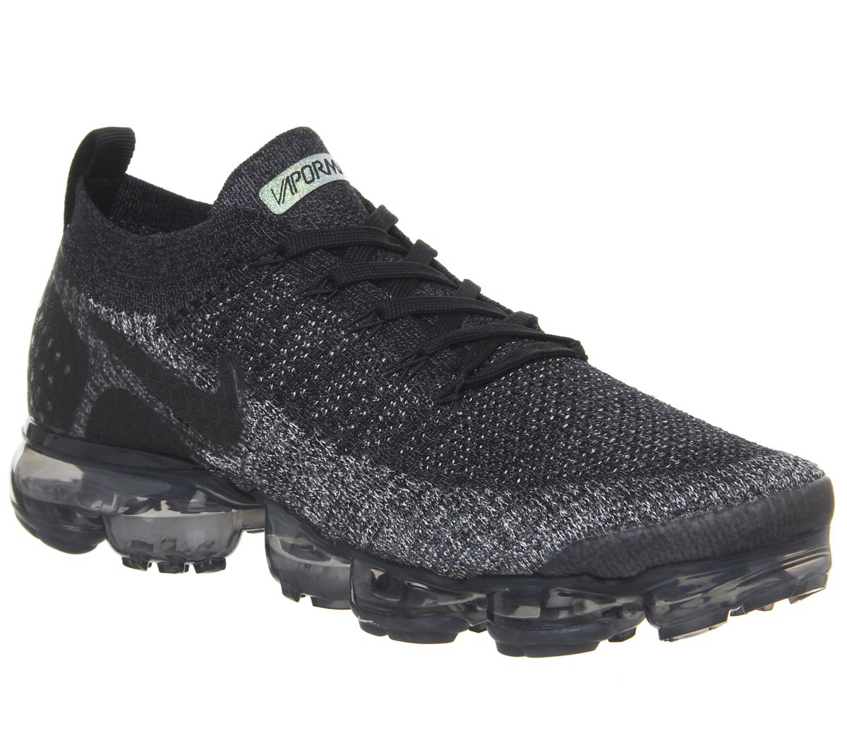 2bb5ce2575c Nike Vapormax, Air Vapormax Flyknit 2 Trainers, Black Black Dark Grey  Anthracite