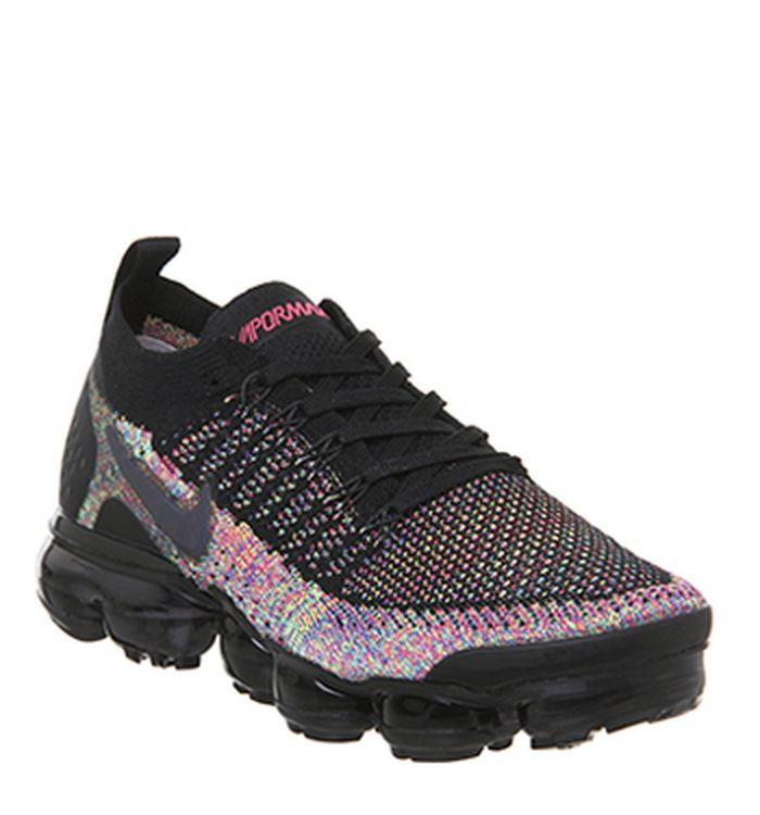 6f373c266f2 Nike Vapormax Air Vapormax Flyknit 2 Trainers Black Racer Pink Racer Blue.  £170.00. Quickbuy. 24-01-2019