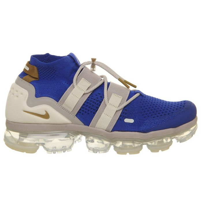 fb01163c4ce4 ... Racer Blue Muted Bronze Moon Particle  Air Vapormax Flyknit Utility  Trainers ...