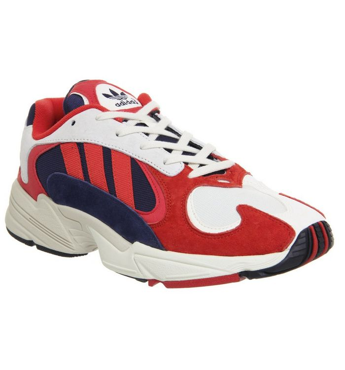 save off 6ec70 c9321 Yung 1 Trainers  adidas, Yung 1 Trainers, Chalk White Core Black Collegiate  Navy ...