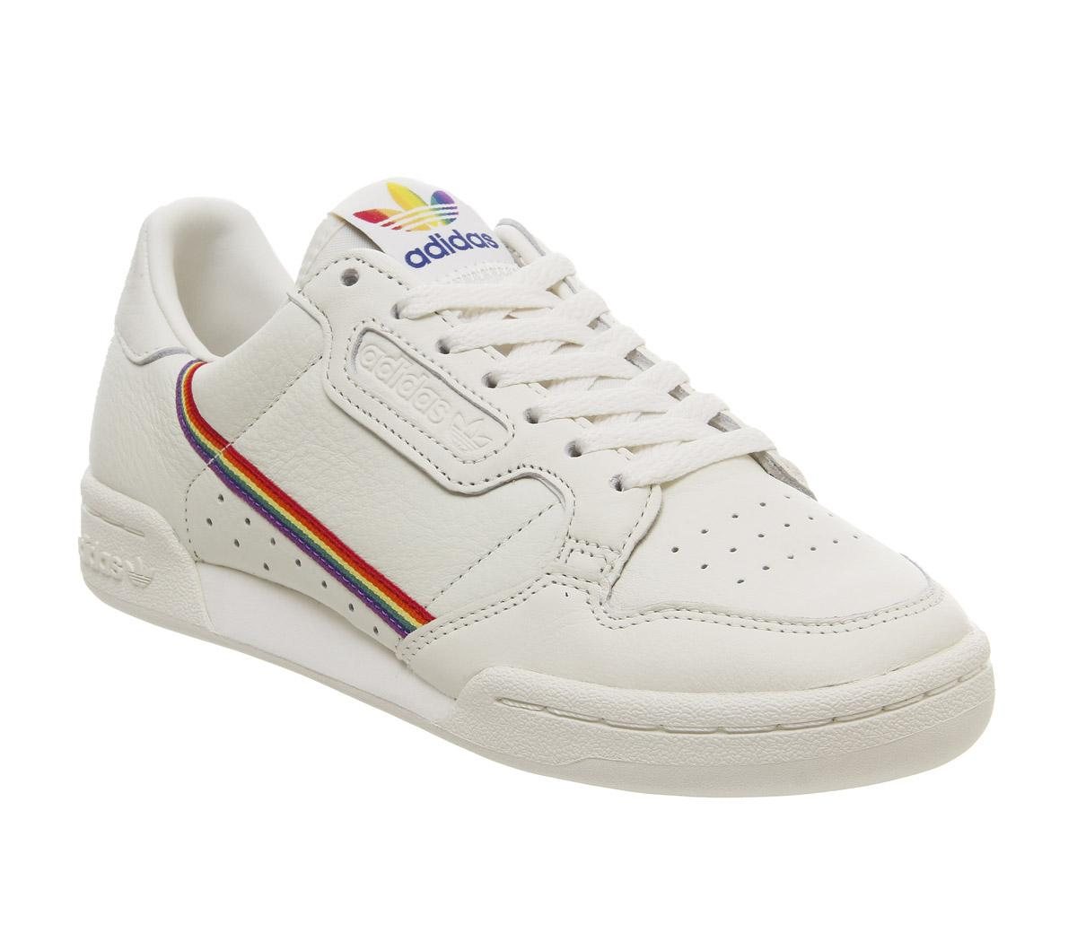 adidas Continental 80s Trainers Off