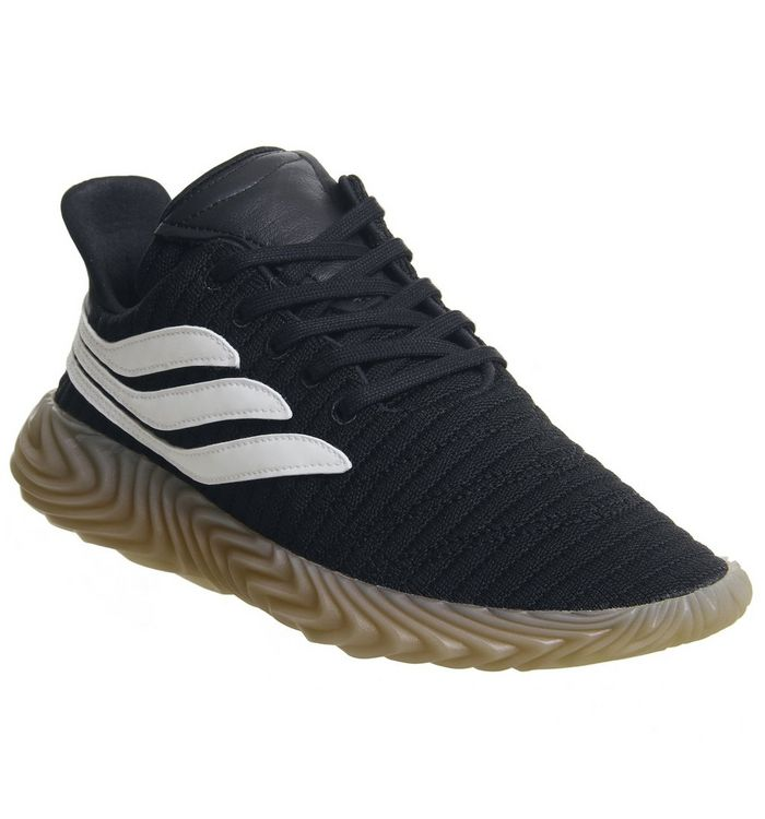new products 90acc 74c60 Sobakov Trainers  adidas, Sobakov Trainers, Core Black White Gum ...