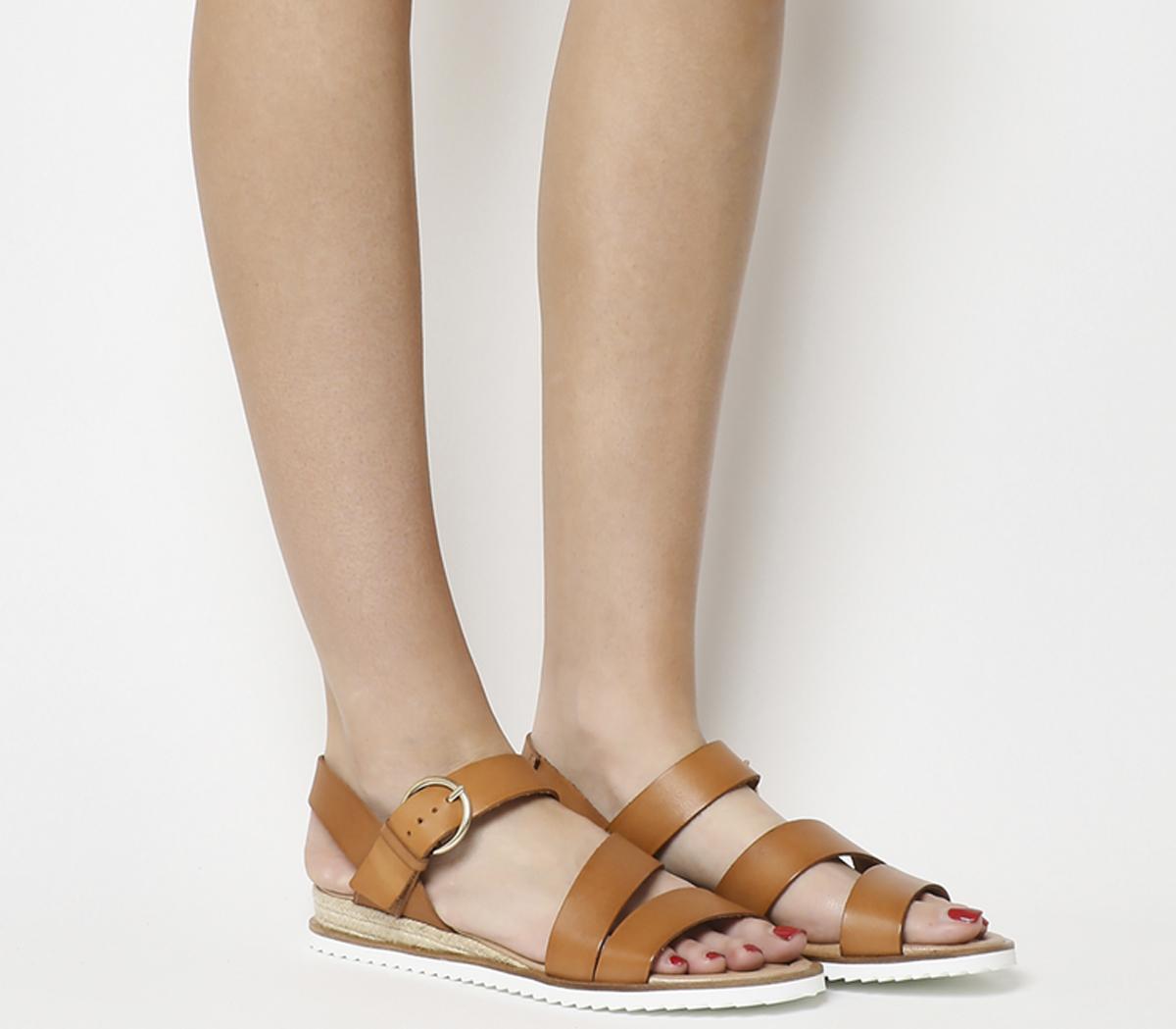 Saltlake Ankle Strap Sandals